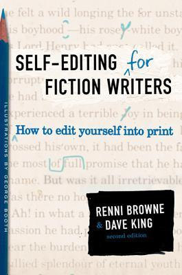Book Club – Self-Editing for Fiction Writers