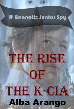JJ Bennett: Junior Spy in The Rise of the K-CIA