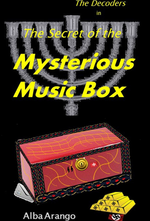 The Secret of the Mysterious Music Box (The Decoders) (Volume 4)